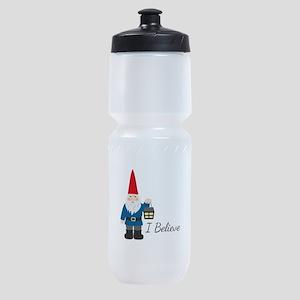 I Believe Sports Bottle