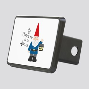 To Gnome Me Hitch Cover