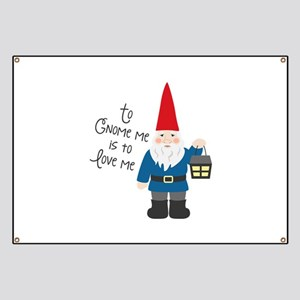 To Gnome Me Banner