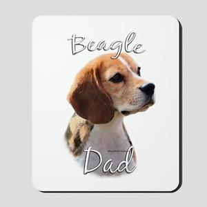 Beagle Dad2 Mousepad