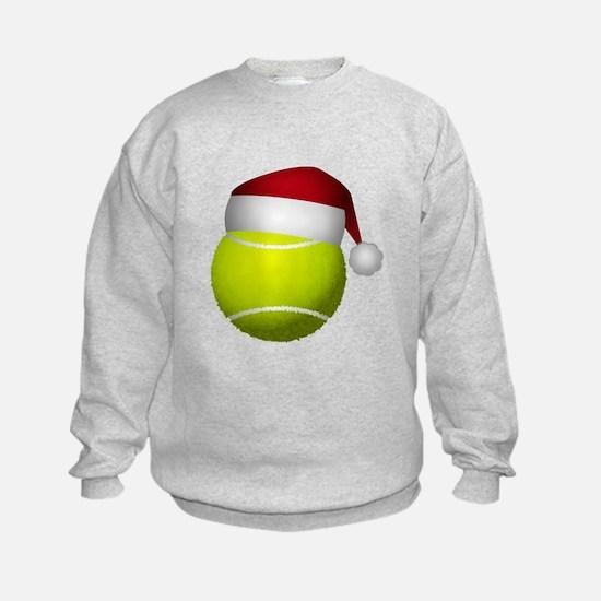 Christmas Tennis Sweatshirt