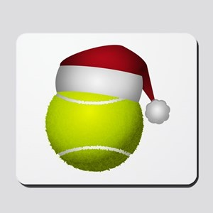 Christmas Tennis Mousepad
