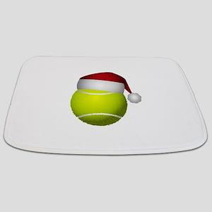 Christmas Tennis Bathmat