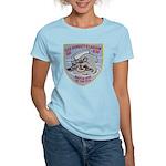 USS EVERETT F. LARSON Women's Light T-Shirt