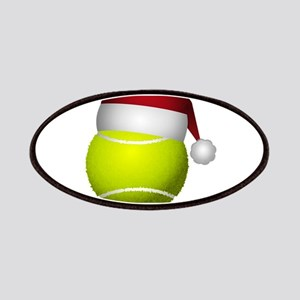 Christmas Tennis Patch
