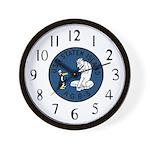 USS Staten Island (AGB 5) Wall Clock