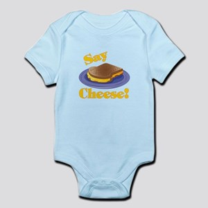 Say Cheese Body Suit