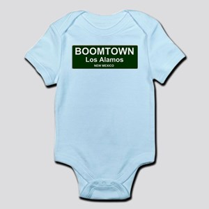 US CITIES - BOOMTOWN! - LOS ALAMOS - NEW Body Suit