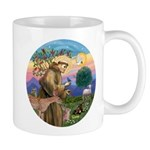 StFrancis with LOVE Mugs