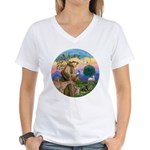 StFrancis with LOVE T-Shirt