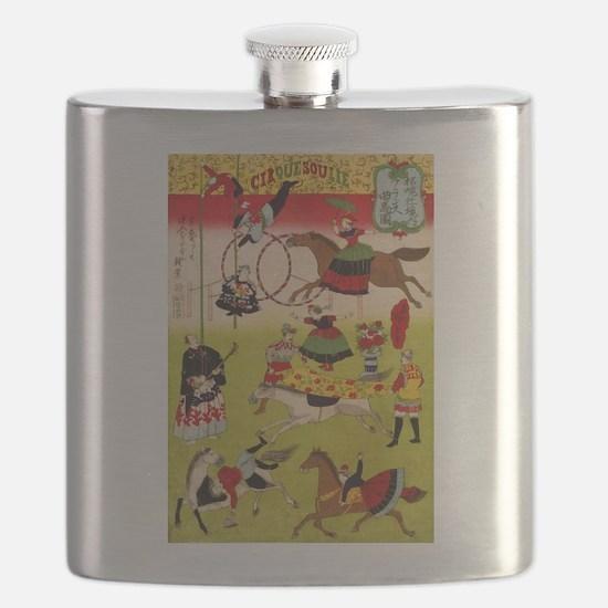 circus art Flask