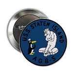 USS Staten Island (AGB 5) Button