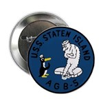 """USS Staten Island (AGB 5) 2.25"""" Button (10 pack)"""