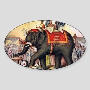 circus art Sticker