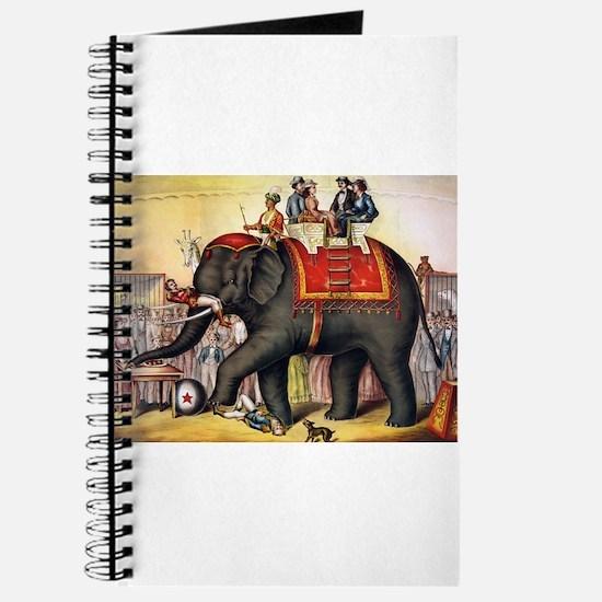 circus art Journal