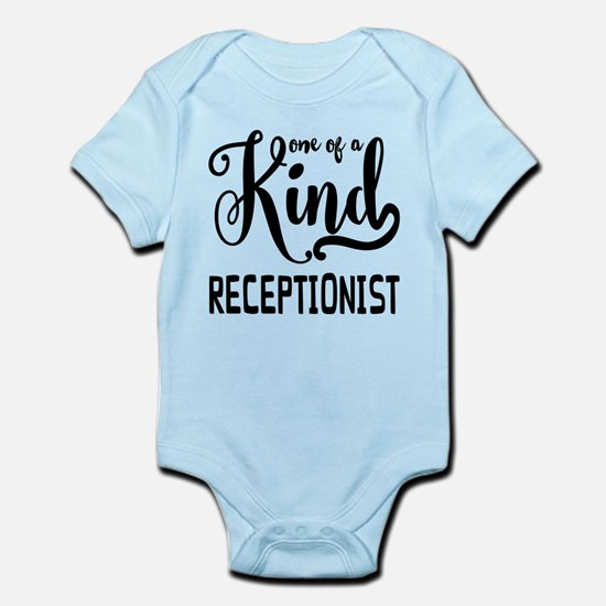 One of a Kind Receptionist Infant Bodysuit