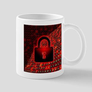 Secure data Mugs