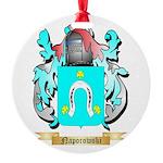 Naporowski Round Ornament
