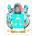 Naporowski Small Poster