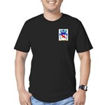 Napolitano Men's Fitted T-Shirt (dark)