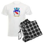 Napolitano Men's Light Pajamas