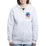 Napolitano Women's Zip Hoodie