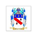 Napolitano Square Sticker 3