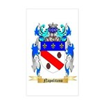 Napolitano Sticker (Rectangle)