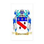 Napolitano Sticker (Rectangle 50 pk)