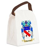 Napolitano Canvas Lunch Bag
