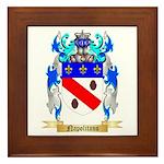 Napolitano Framed Tile