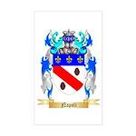 Napoli Sticker (Rectangle)