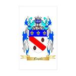 Napoli Sticker (Rectangle 50 pk)
