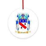 Napoli Round Ornament
