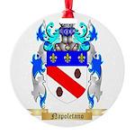 Napoletano Round Ornament