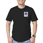Napoles Men's Fitted T-Shirt (dark)