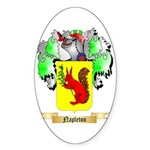 Napleton Sticker (Oval)