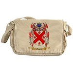 Napery Messenger Bag