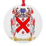 Naper Round Ornament