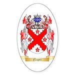 Naper Sticker (Oval 50 pk)