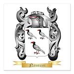Nannuzzi Square Car Magnet 3