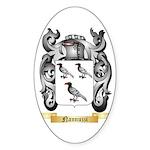 Nannuzzi Sticker (Oval 50 pk)