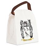 Nannuzzi Canvas Lunch Bag