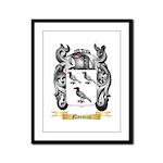 Nannizzi Framed Panel Print