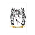 Nannetti Sticker (Rectangle)