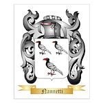 Nannetti Small Poster