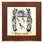 Nannetti Framed Tile