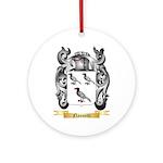 Nannetti Round Ornament