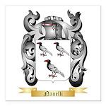 Nanelli Square Car Magnet 3