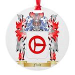Nale Round Ornament
